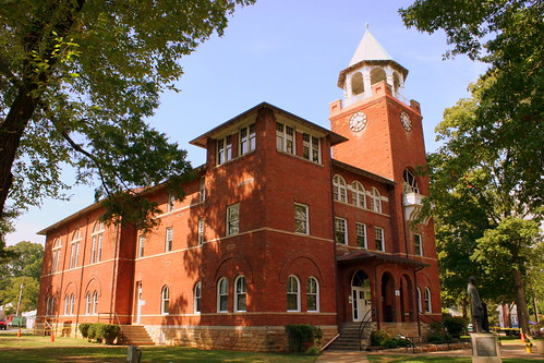 Rhea County Courthouse - Dayton, TN