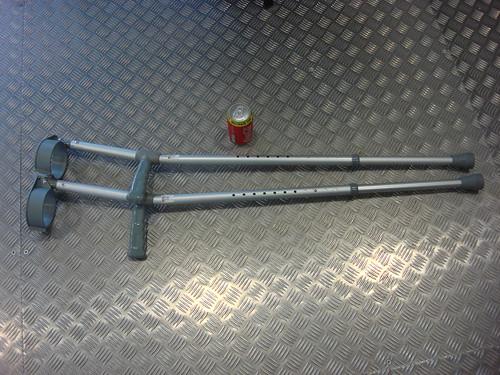 Epic Fireworks - Crutches