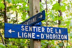 Sentier de la Ligne-d'Horizon