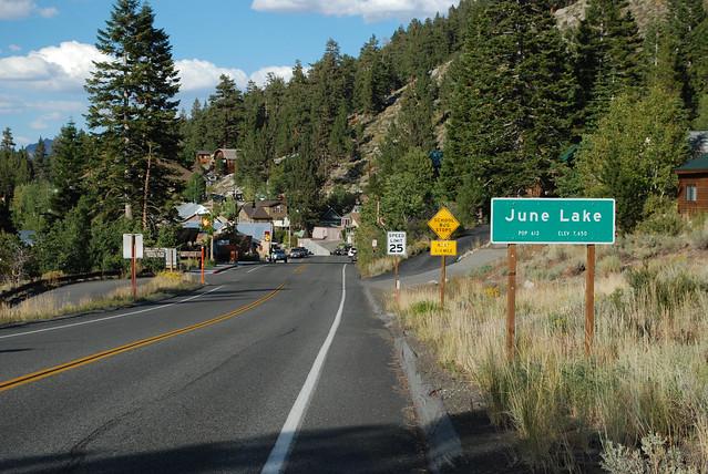 June Lake Village California 2011 Flickr Photo Sharing