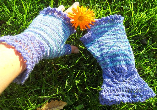Andrea's mitts