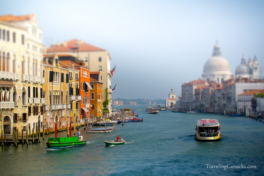 Venice Italy Miniature