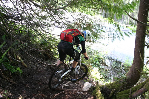 Riding in Squamish