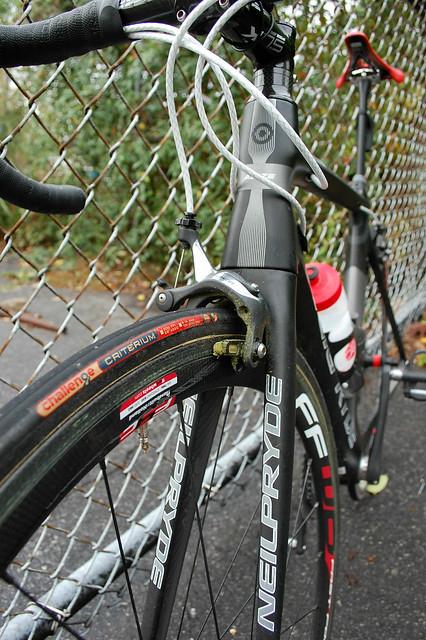 Swissstop Full Flashpro Black Aluminium Brake Pads And Shoes Pair