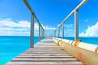 Barbados,fuel pipe line