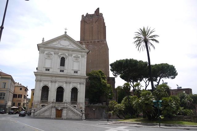 Torre delle Milizie 尼祿之塔