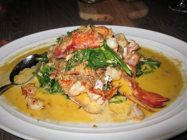 Lobster Newburg | Flickr - Photo Sharing!