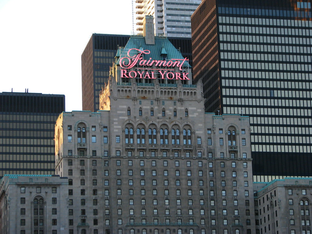 Fairmont Royal York (Toronto, Ontario, Canada)
