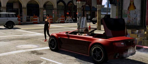 Grand Theft Auto 5 Trailer #2 - The Protagonists In Action