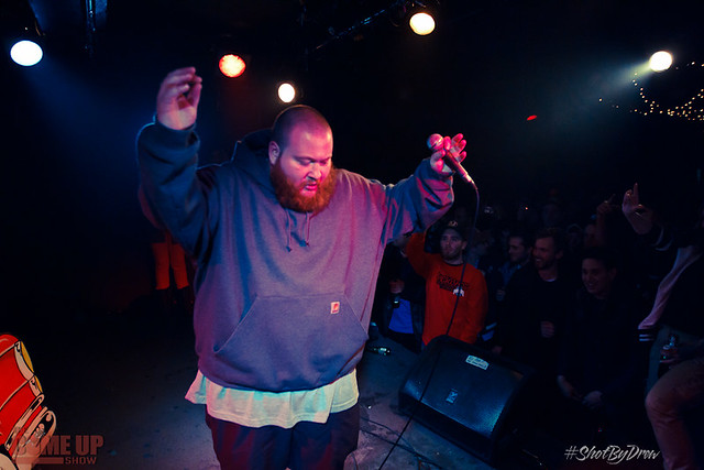 Action Bronson @ The Rivoli in Toronto