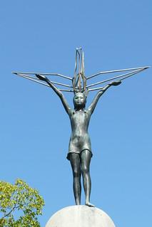 Estatua de los Niños de la Bomba Atómica