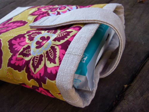 Diaper Pouch Inside