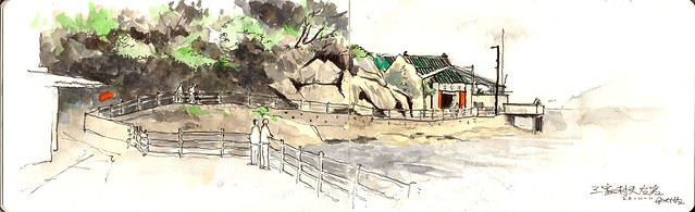 Temple by the Sea 鯉魚門天后廟