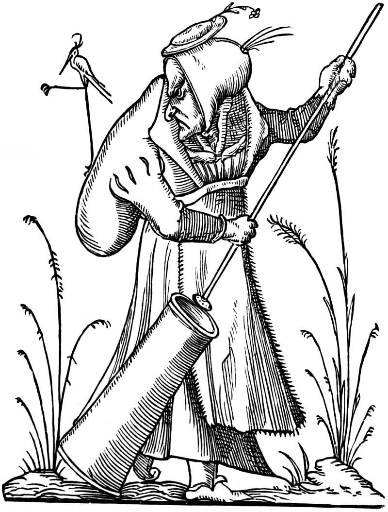 François Desprez - Les Songes drolatiques de Pantagruel - 64