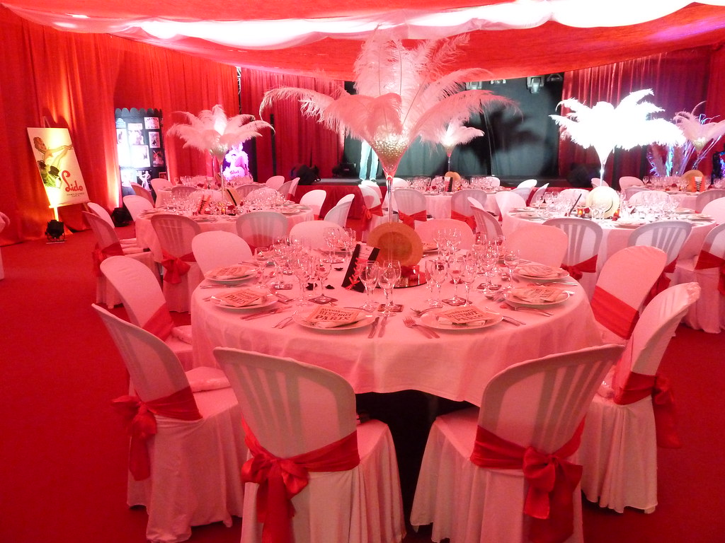 Decoration salle mariage decoratrice mariage - Decoration mur salle mariage ...