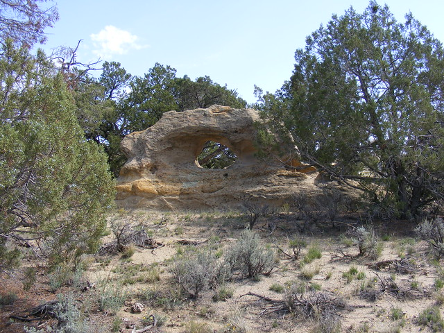 New Mexico Natural Arch NM-288