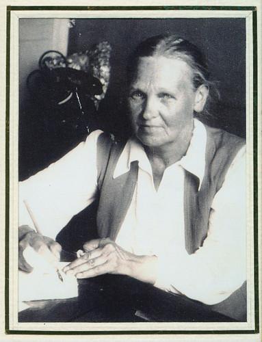 8-6 Елена Михайловна Вилькер 1894-1974