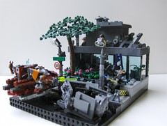 Lego Halo New Mombasa by Con_Arti$t