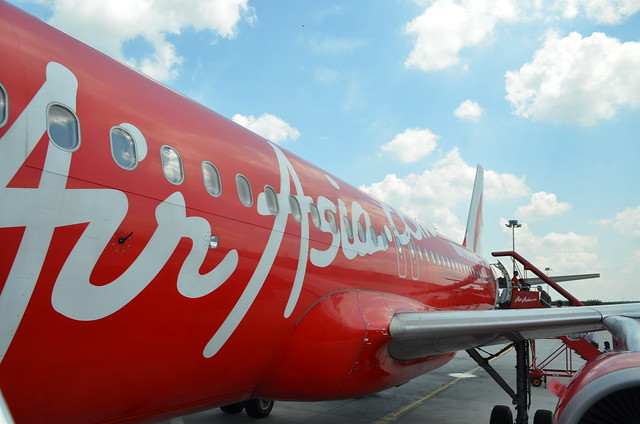 Air Asia by flickr user eguidetravel