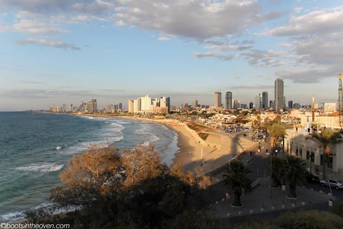 View of Tel Aviv from Yafo
