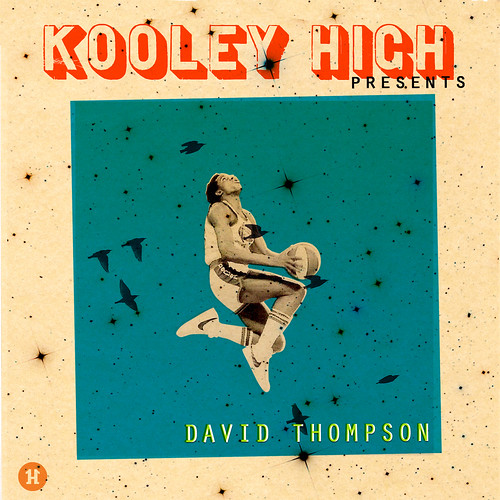 Kooley High - David Thompson (Official Cover)