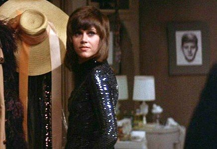 Jane Fonda Shag Klute