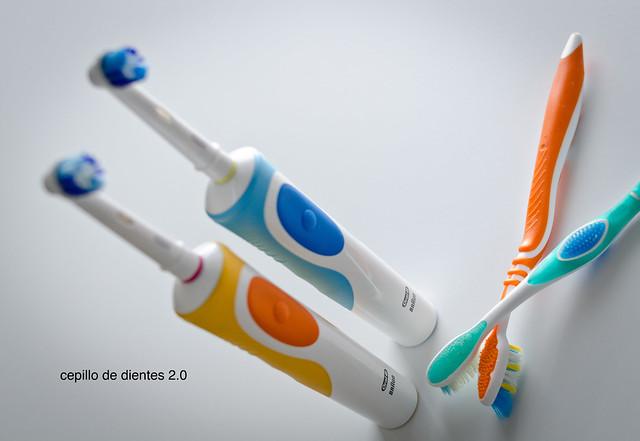 58/366: cepillo de dientes 2.0