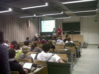 Infosession on Graduate Programs and Internships at UGent