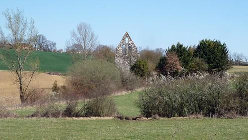 Sainte-Gemme-Martaillac - L'Eglise de Martaillac 02