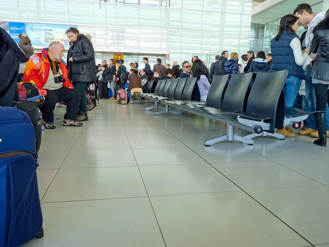 Waiting for Ryanair