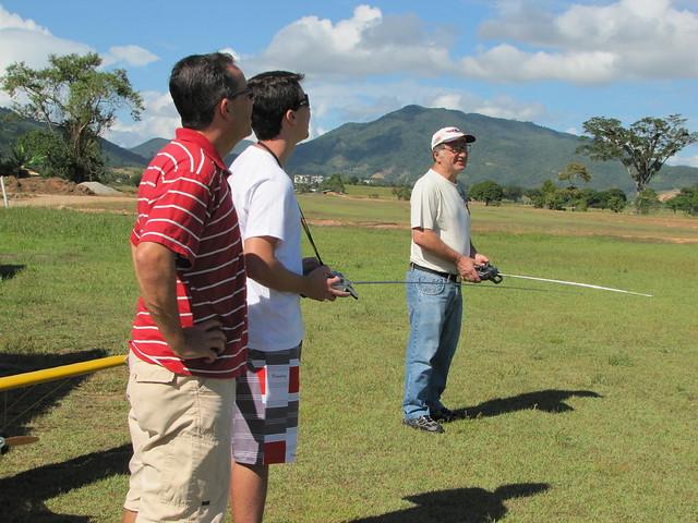 Vôos no CAAB e Vôo de Lift no Morro da Boa Vista 6890407316_62a9a069e1_z