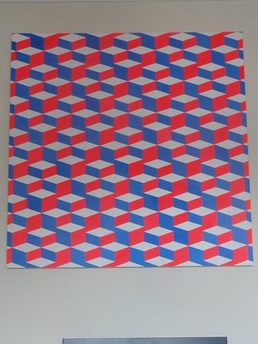 100x100cm by Carl Cashman