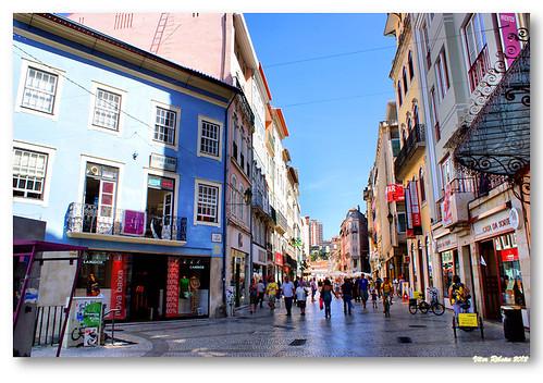Rua Ferreira Borges by VRfoto