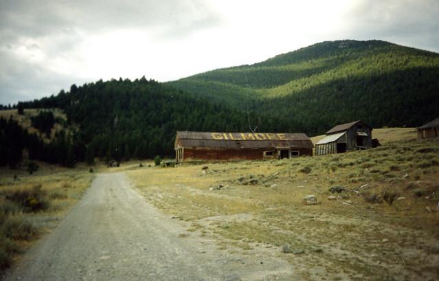 Gilmore Idaho