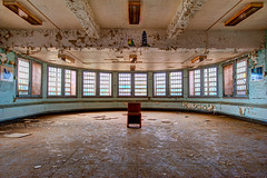 Hudson River State Hospital by dbfoto®