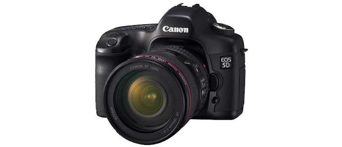 最長生命週期的數位機身 Canon EOS 5D @3C 達人廖阿輝