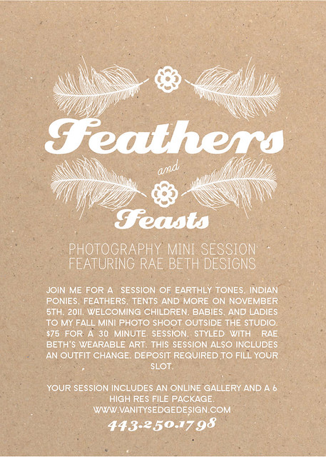 feathers and feasts
