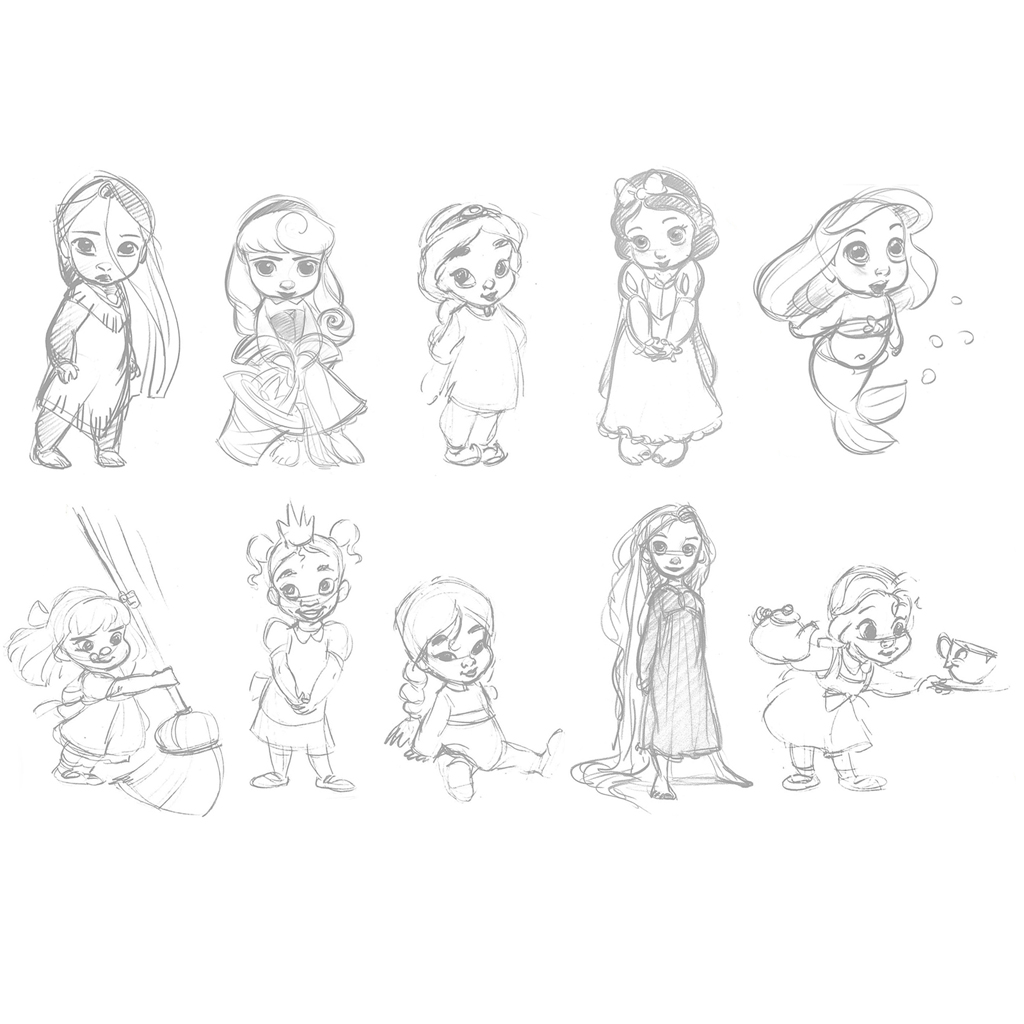 Increíble Sofia La Primera Princesa De Disney Para Colorear Adorno ...