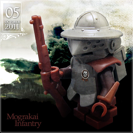 October 05 - Mograkai Infantry