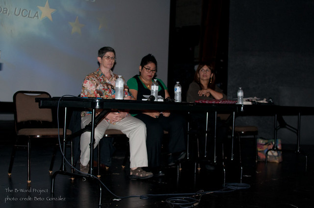 "Visiting Artist Lecture Series: ""Chicana Feminism"" panel ..."
