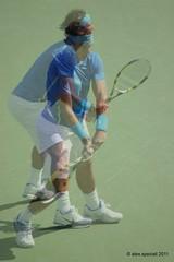 Rafa Nadal, US Open 2011