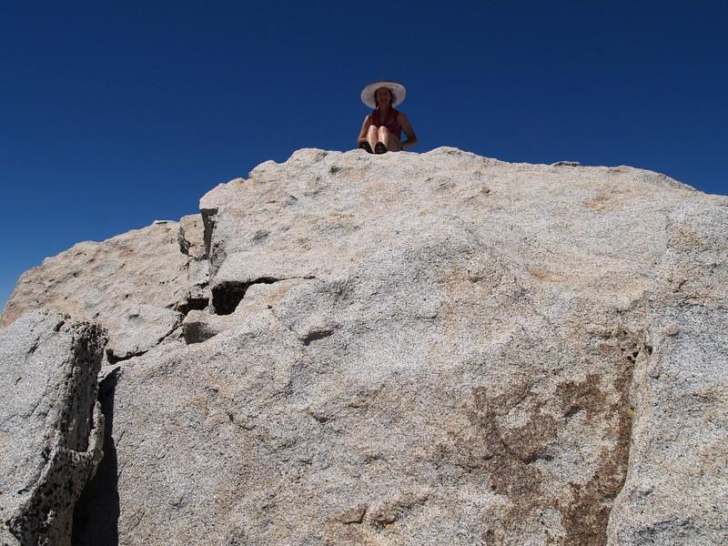 Marion Mountain East Summit
