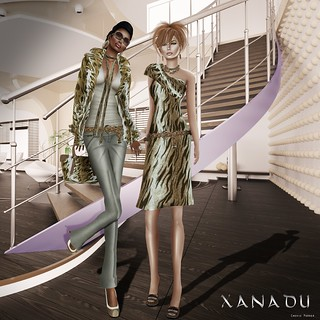 -Xanadu- Store Art  Mariella and Cherie