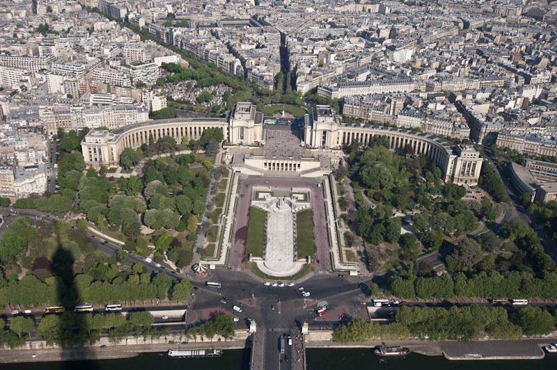 Visita a la Torre Eiffel