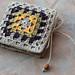 Granny square needle book by namolio