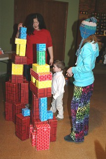 Building Cathedral blocks