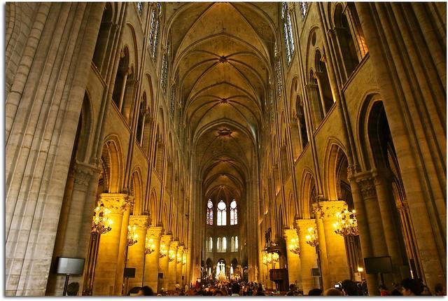 Catedral de Notre-Dame de Paris / Notre Dame Cathedral
