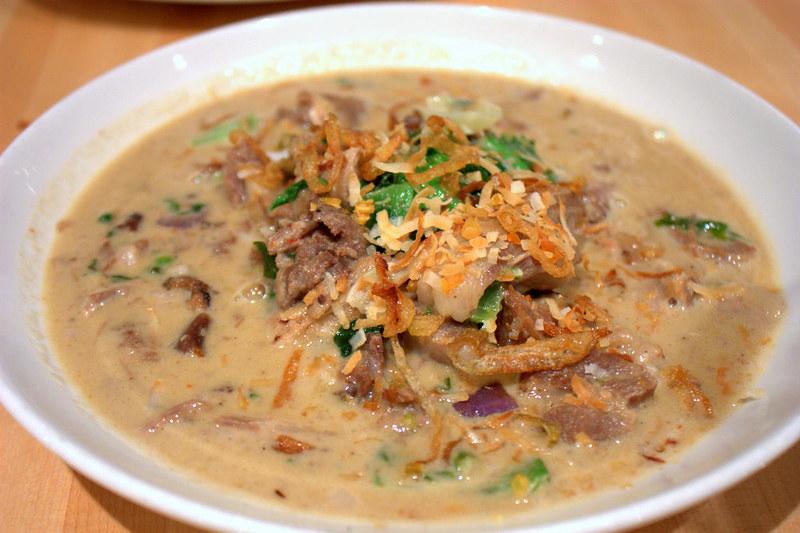 kin shop massaman goat curry