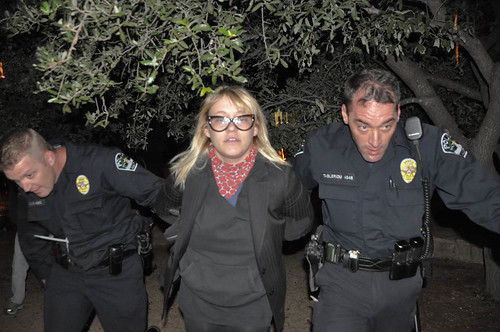 Occupy Austin Arrests - October 29 and 30th