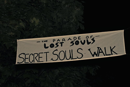 The parade of lost souls 2011, Vancouver